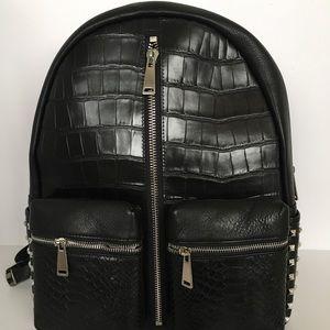 87360d42de5 Handbags - Large genuine leather unisex backpack.